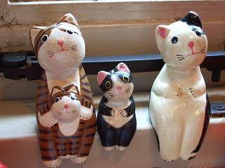 喫茶室「霧笛」の猫