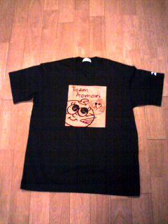 Tシャツ買っちゃった